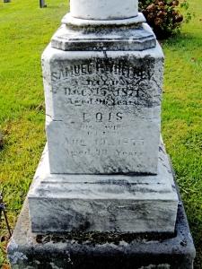 Whitney_SamuelandLois_cemeterymonument_