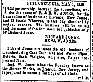 Jones_Benjamin_W_business_Trenton_State_Gazette_1858-05-07_[2]