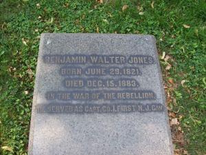Jones_Benjamin_Walter_grave_LaurelHillPhiladelphia