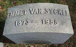 VanSyckel_Emmet_grave_ProspectHillCemetery