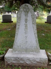 Weest_Lillie_grave_MtHollyCemetery