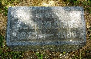 Gibbs_ElizabethWatts_Jones_burial_1900