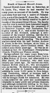 Jones_SamuelH_obit_The_Philadelphia_Inquirer_Mon__Jan_29__1883_