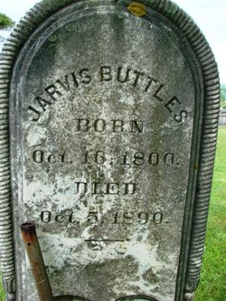 Buttles_Jarvis_grave_1890