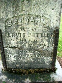 Buttles_Sarah_Ann_Horton_grave_1881