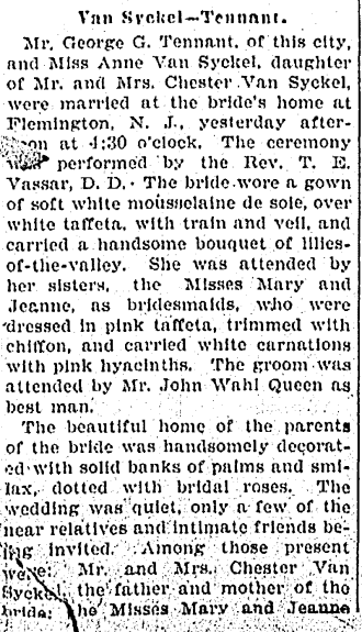 VanSyckel_Tennant_Wedding_Jersey_Journal_1898-04-13_13_1