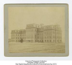 Lafayette College Pardee Hall