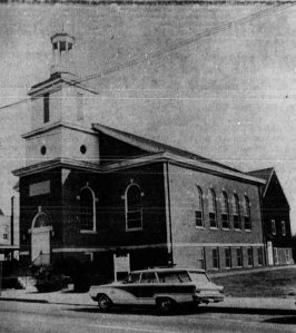 Rosedale_Baptist_Church_Courier_Post_Sat__Jan_28__1967_
