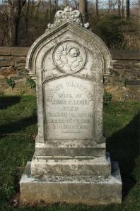 Leigh_Fanny_VanSyckel_grave